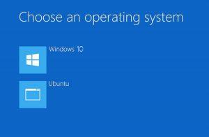 Dualboot Linux dan Windows