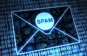 pesan spam